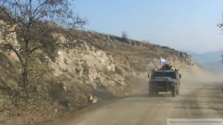 В Нагорном Карабахе вновь обострение ситуации