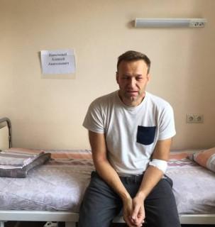 Навальный обвинил в своем отравлении сотрудников ФСБ