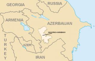Нагорный Карабах (1987 – 1991): трагедия на закате империи